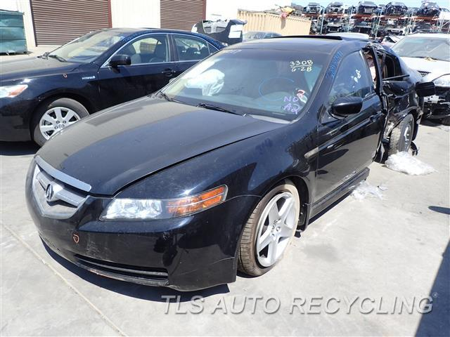 Parting Out Acura TL Stock PR TLS Auto Recycling - Acura tl 2004 parts