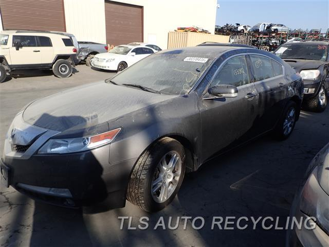Parting Out Acura TL Stock RD TLS Auto Recycling - Acura car parts