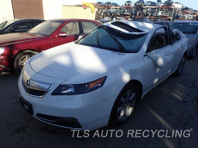 Parting Out Acura TL Stock YL TLS Auto Recycling - Acura car parts