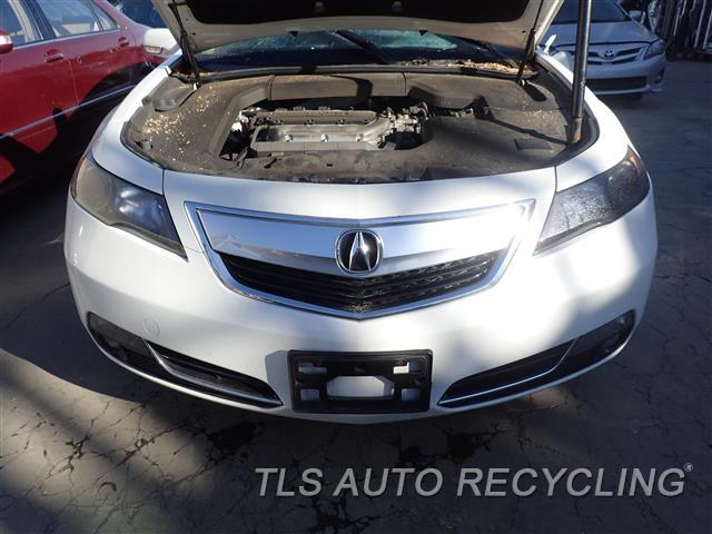 Parting Out 2012 Acura Tl Stock 7088yl Tls Auto Recycling