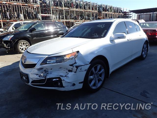 Parting Out Acura TL Stock PR TLS Auto Recycling - Acura car parts