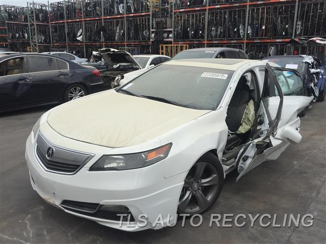 2012 Acura TL Parts Stock# 9510YL
