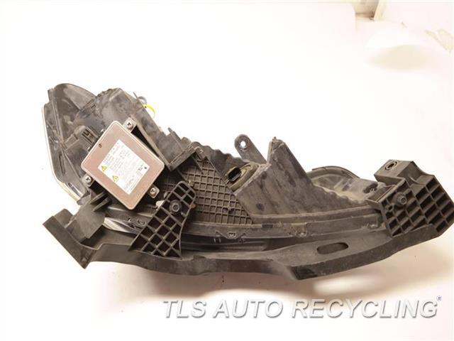 2012 Acura Tl Headlamp Assembly NEED BUFF, GLASS HAS MINOR HEAT STRESS CRACKS LH. HID HEADLAMP