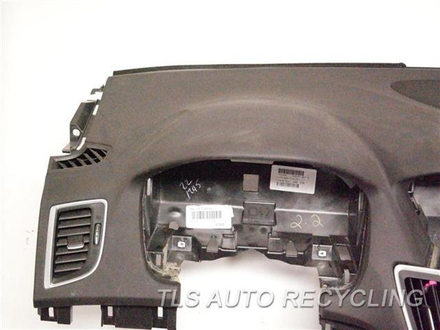 2017 Acura Tlx Dash Board W/O HEAD-UP DISPLAY BLK, DASH PANEL