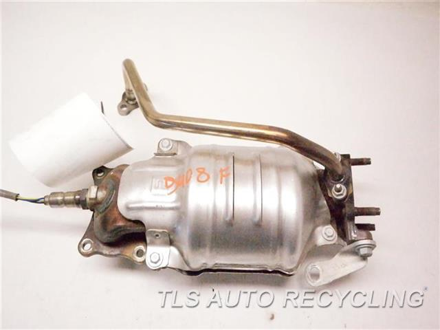 2017 Acura Tlx Exhaust Manifold  DRIVER EXHAUST MANIFOLD