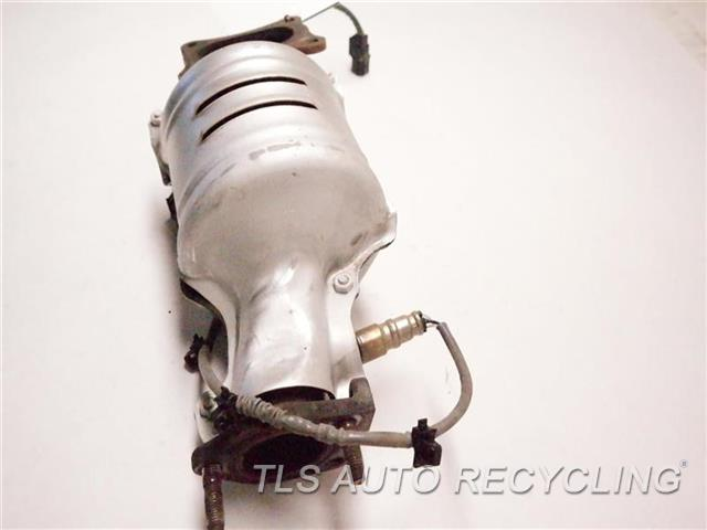 2017 Acura Tlx Exhaust Manifold  PASSENGER EXHAUST MANIFOLD