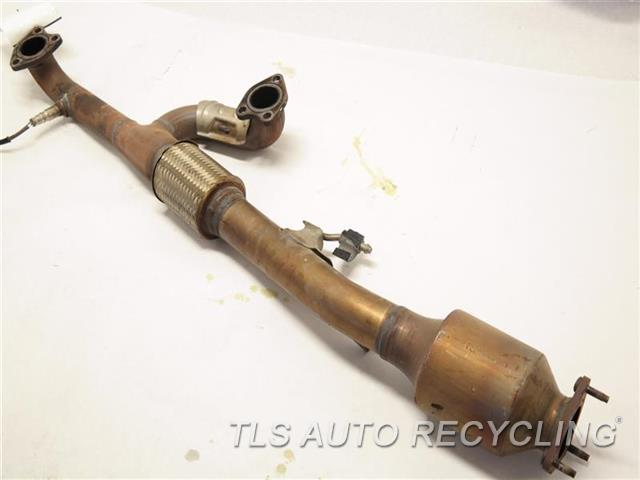 2017 Acura Tlx Exhaust Pipe  FRONT EXHAUST PIPE 18150-5J2-A00