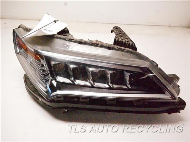 2017 Acura Tlx Headlamp Assembly  RH. LED HEADLAMP