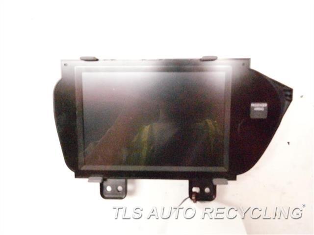 2017 Acura Tlx Navigation Gps Screen 39810-TZ3-A010 8