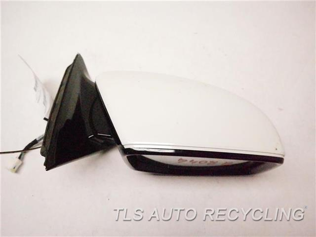 2017 Acura Tlx Side View Mirror  RH,WHT,PM,(HEATED, SIGNALS), US MAR