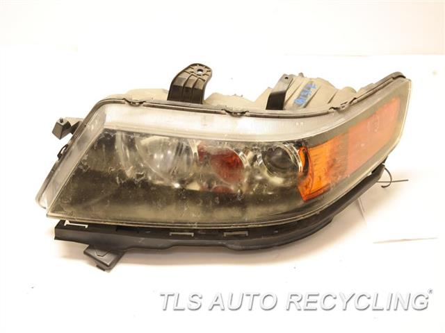 Acura TSX Headlamp Assembly - 2006 acura tsx headlights