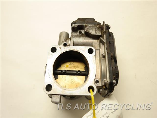 Acura TSX Throttle Body Assy RLGJ Used A Grade - 2004 acura tsx throttle body