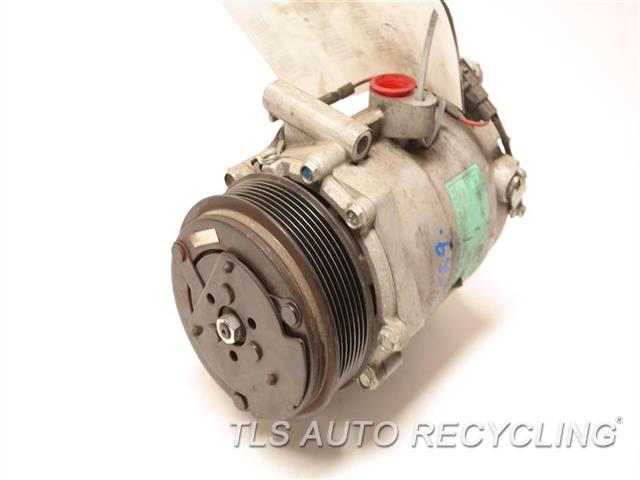 2011 Acura Tsx Ac Compressor  AC COMPRESSOR 2.4L