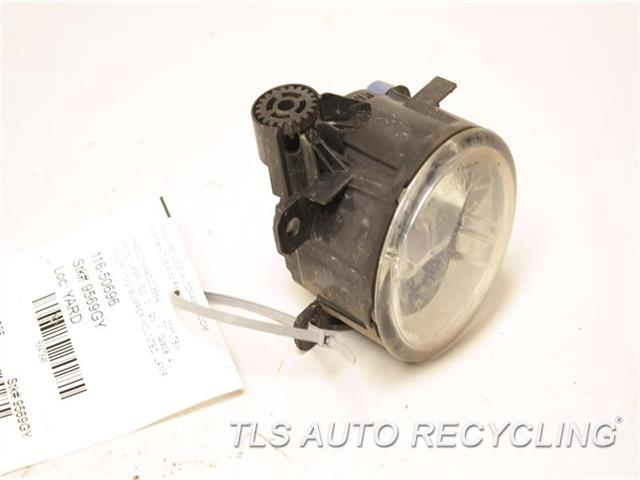 2011 Acura Tsx Front Lamp TWO DAMAGED TABS FOG-DRIVING, BUMPER MOUNTED, LAMP