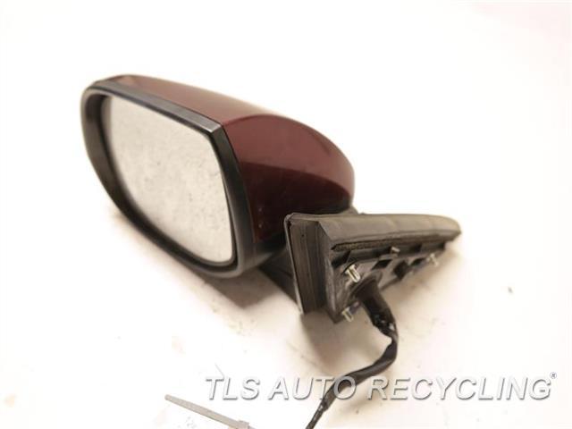2011 Acura Tsx Side View Mirror  LH,BURG,PM,POWER, (HEATED), US MARK