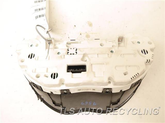 2011 Acura Tsx Speedo Head/cluster  (CLUSTER), SDN, US MARKET (MPH)