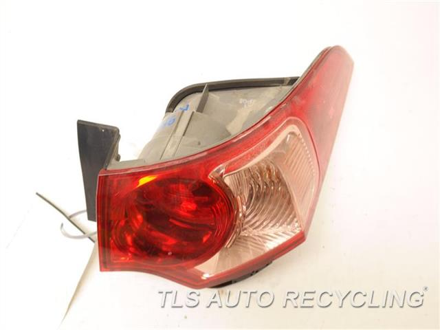 2011 Acura Tsx Tail Lamp  RH,SDN, QUARTER PANEL MOUNTED, R.