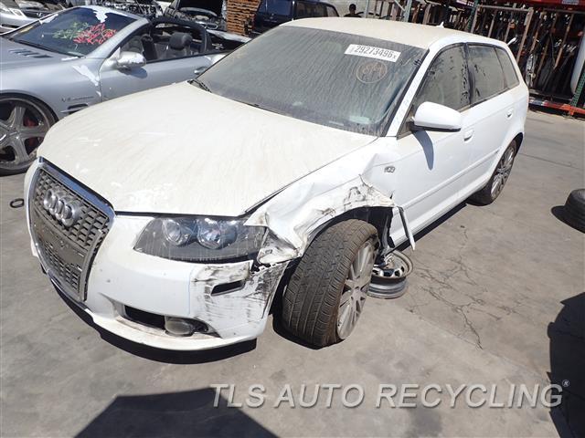 2007 Audi A3 AUDI Parts Stock# 6266BK