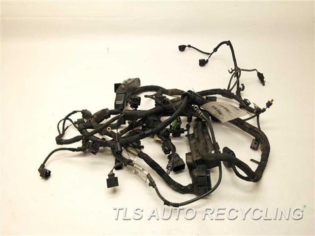 2010 Audi A3 Audi Engine Wire Harness