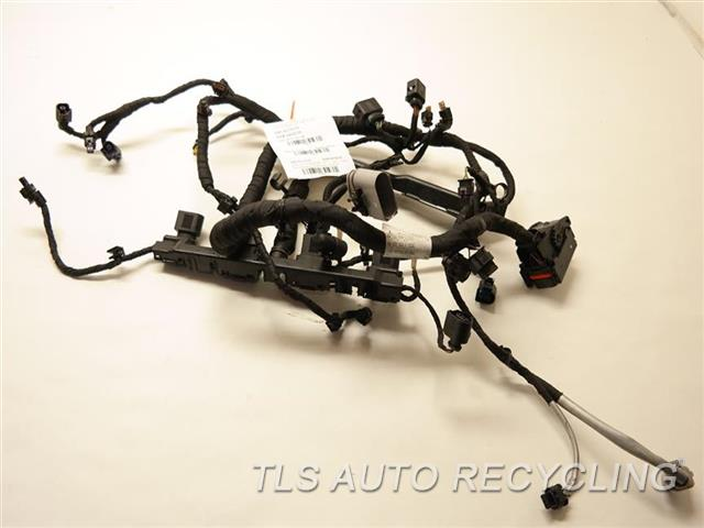 2015 Audi A3 Audi Engine Wire Harness