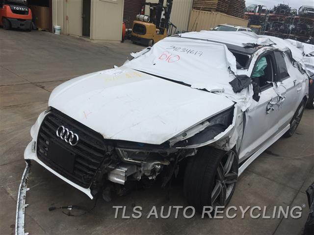 2016 Audi A3 AUDI Parts Stock# 9176OR