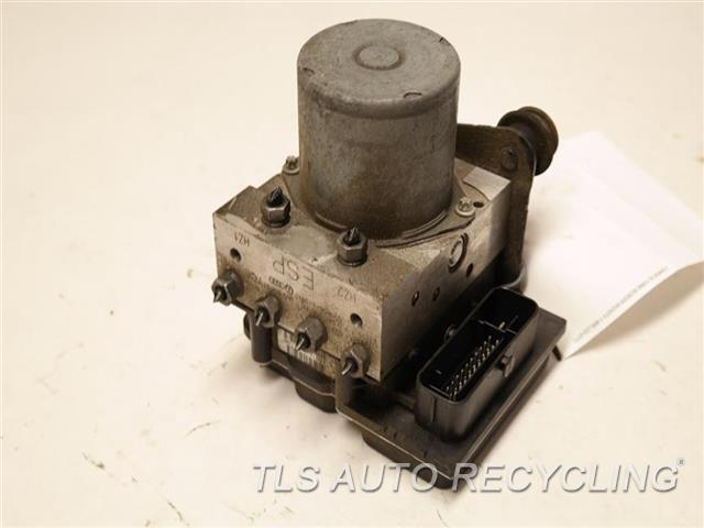 2009 Audi A4 Audi Abs Pump  ANTI-LOCK BRAKE/ABS PUMP ID 1AS