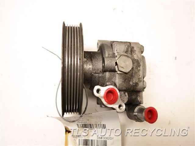 2009 Audi A4 Audi Ps Pump/motor  POWER STEERING PUMP DYNAMIC STEERING