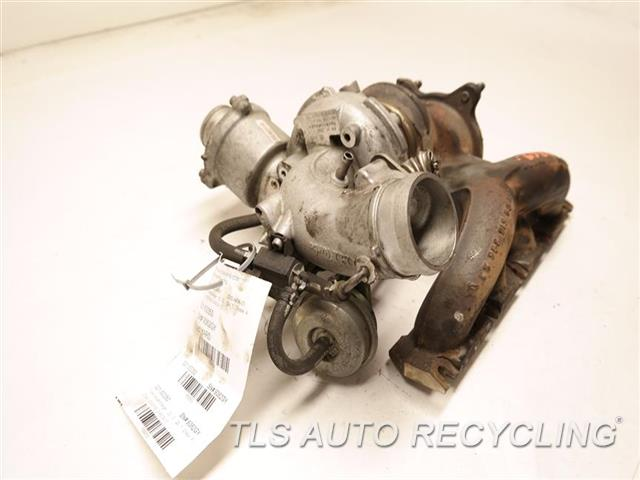 2009 Audi A4 Audi   (2.0L), ENGINE TURBO CHARGER