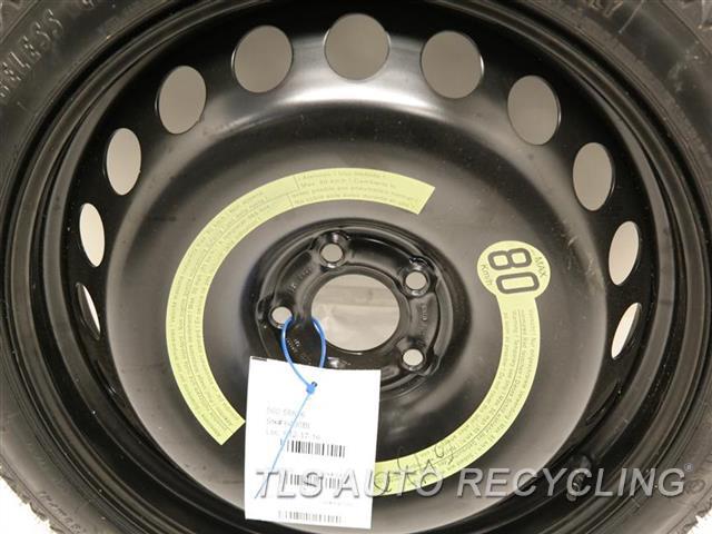 2009 audi a4 audi wheel 19x4 compact spare wheel used a grade. Black Bedroom Furniture Sets. Home Design Ideas