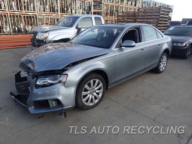 parting out 2010 audi a4 audi stock 6042rd tls auto recycling. Black Bedroom Furniture Sets. Home Design Ideas