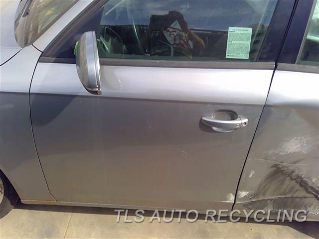 2011 Audi A4 Audi Door Assembly, Front SCUFF BOTTOM SECTION MINOR DING , NO GLASS 4S2,LH,GRY,SDN, L.