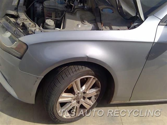 2011 Audi A4 Audi Fender DENT MIDDLE SECTION ON BODY LINE 5D1,LH,GRY,SDN, L.
