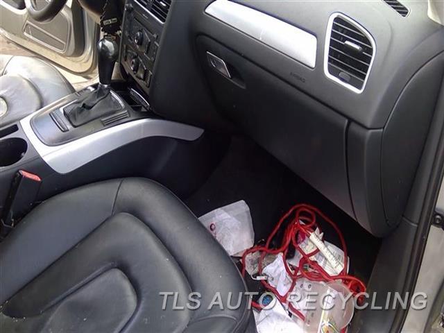 2011 Audi A4 Audi Glove Box  BLK