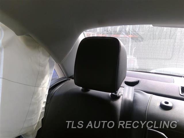 2011 Audi A4 Audi Headrest  BLK,REAR,OUTER,LEATHER