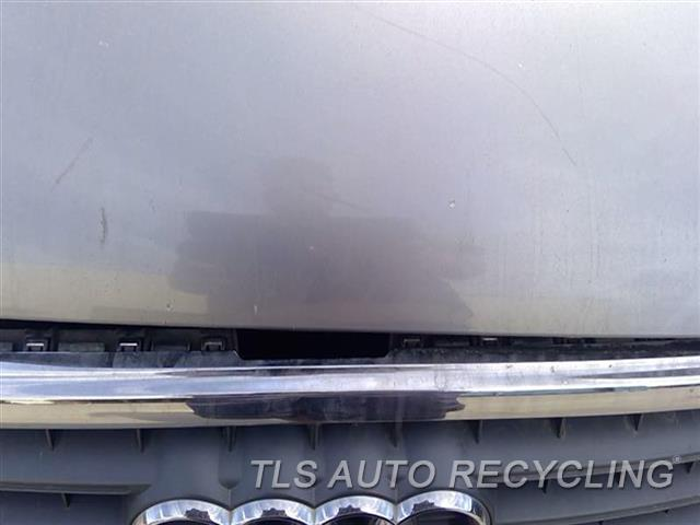2011 Audi A4 Audi Hood MINOR ROCK CHIPS FRONT SECTION 2T1,GRY,SDN