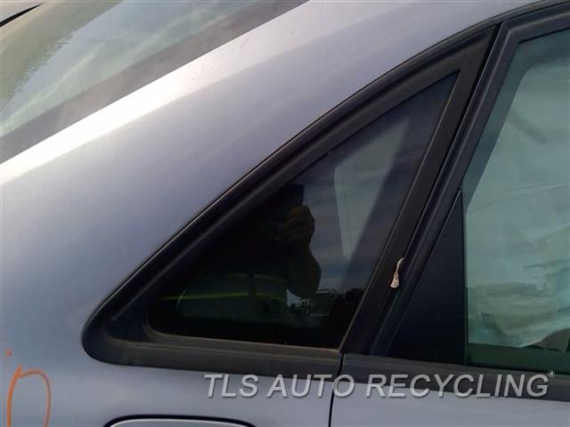 2011 Audi A4 Audi Quarter Glass  RH,SDN, BLACK MOULDING, R.