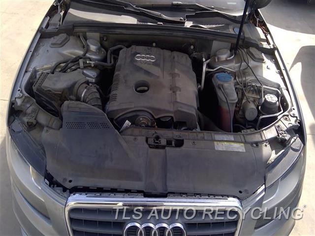 2011 Audi A4 Audi Radiator Core Supp  CORE SUPPORT SDN