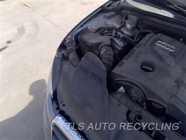 2011 Audi A4 Audi Radiator Core Supp  RH APRON