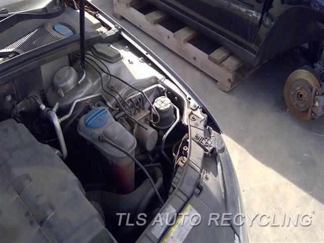 2011 Audi A4 Audi Radiator Core Supp  LH APRON