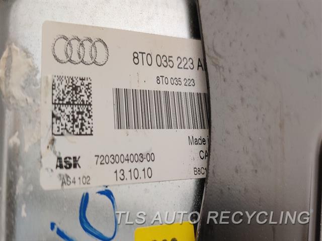 2011 Audi A4 Audi Radio Audio / Amp  AMPLIFIER 8T0035223AH