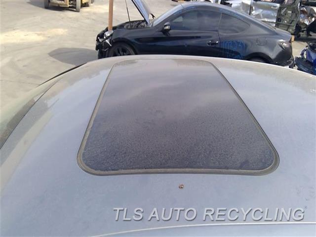 2011 Audi A4 Audi Roof Assembly  GRY,SUN,SDN, (SUNROOF, SLIDING)