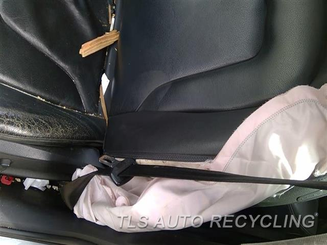 2011 Audi A4 Audi Seat Belt Front  BLK,SDN, (BUCKET SEAT), DRIVER, RET