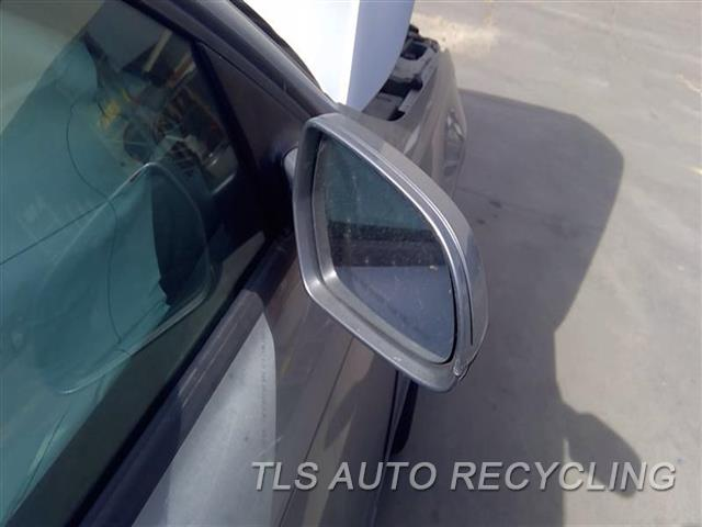 2011 Audi A4 Audi Side View Mirror  RH,GRY,POWER, SDN, (PAINTED FINISH)