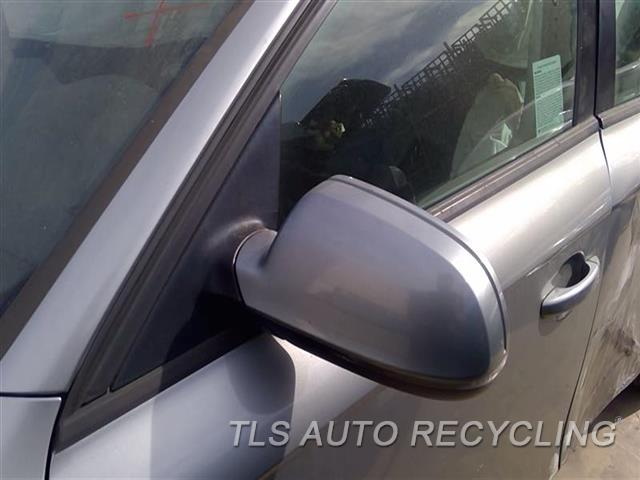 2011 Audi A4 Audi Side View Mirror MIRROR MISSING LH,GRY,POWER, SDN, (PAINTED FINISH)