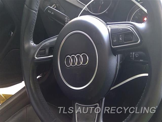 2013 Audi A5 Audi Air Bag  LH,CPE, (FRONT), DRIVER, WHEEL