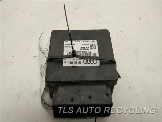 2013 Audi A5 Audi Chassis Cont Mod  8K0907801L ELECTRO PARKING BRAKE COM