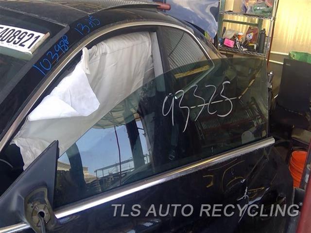 2013 Audi A5 Audi Door Glass, Front  LH,CPE, L.