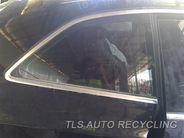 2013 Audi A5 Audi Quarter Glass  RH,CPE, R.