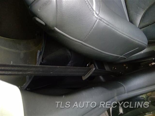 2013 Audi A5 Audi Seat Belt Front  BLK,CPE, (BUCKET SEAT), PASSENGER,