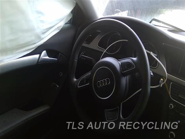 2013 Audi A5 Audi Steering Wheel  BLK,LEA